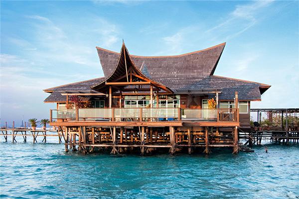 马布岛水上屋度假村