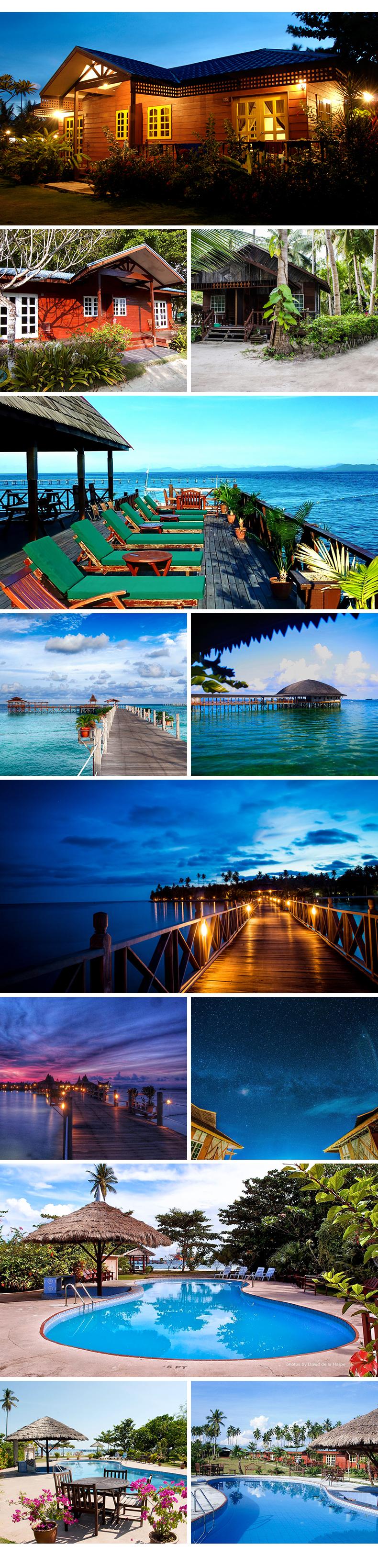 婆罗洲潜水马布度假村 Borneo Divers 仙本那马步岛诗巴丹 潜客