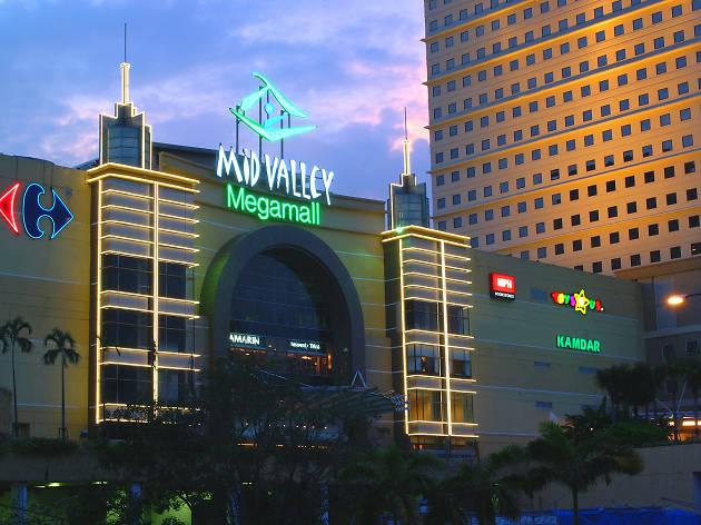 马来西亚吉隆坡shopping购物指南