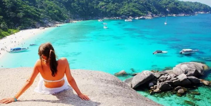 泰国潜水 | 只有半年开放的潜水圣地,全球迷人旅行地前十,你去过这样的潜水天堂吗?