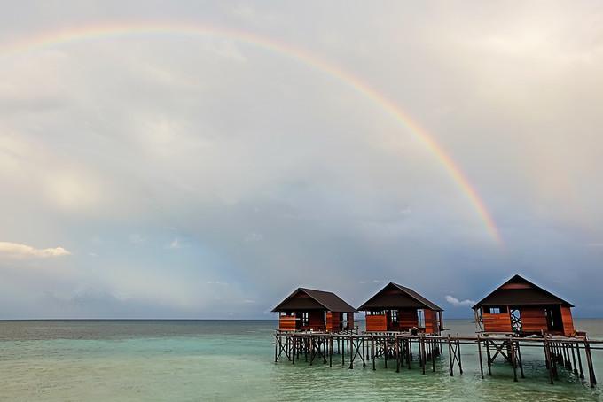 """隐藏在沙巴里的宝藏,马来人心目中的""""绿宝石""""——兰卡央"""