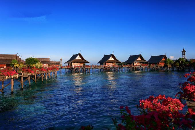 让你无法抗拒马来西亚仙本那魅力的种种原因!This is paradise!