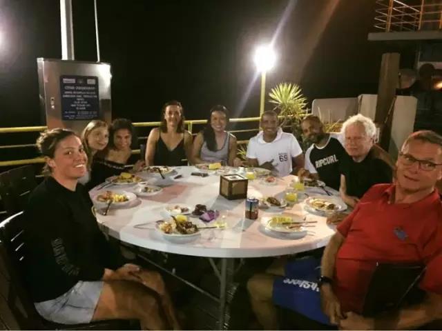 马布岛 | 潜水员集中营—SCUBA婆罗马布度假村&钻井平台
