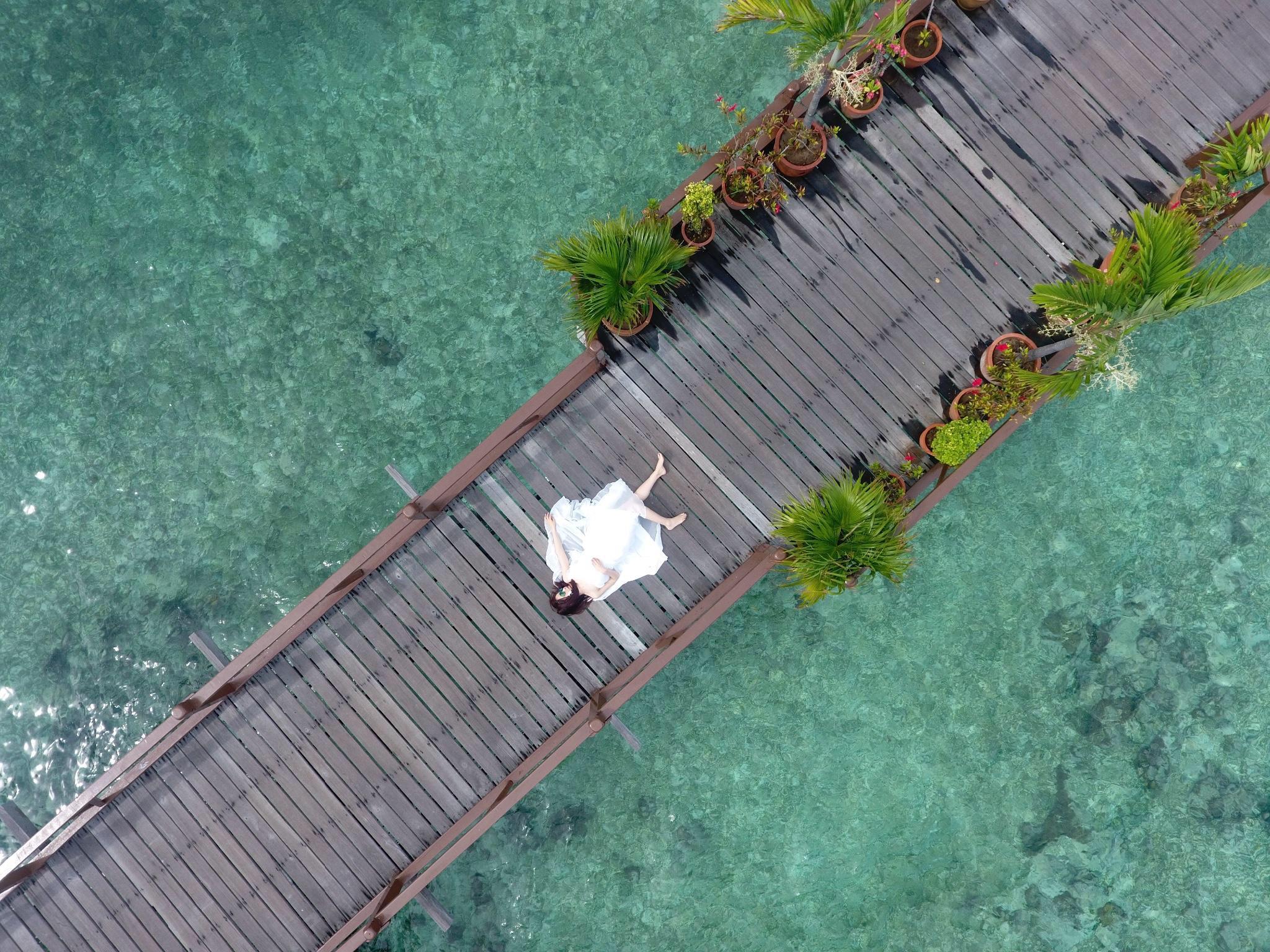 仙本那自由行攻略|玩在马布岛西巴丹水上屋swv,高性价比豪华水上屋!