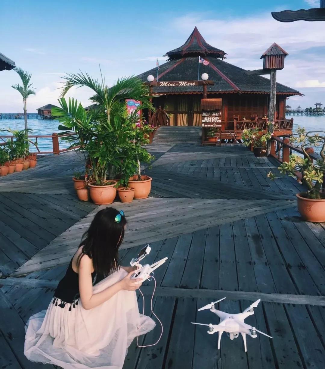 仙本那选岛指南|如何选择仙本那水上屋?