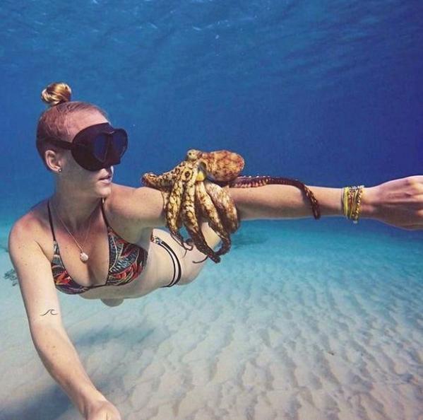女性潜水员需要注意些什么?生理期算个啥,这才是最重要的!