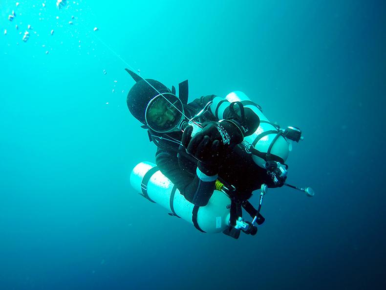 怎么开始潜水?考潜水证前要做哪些准备?