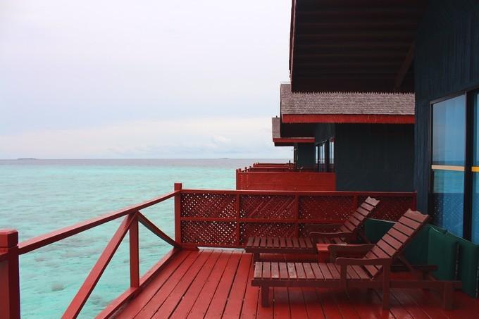 """被誉为马来西亚的""""海上伊甸园"""",这个小岛安静得让人忘记世界!"""