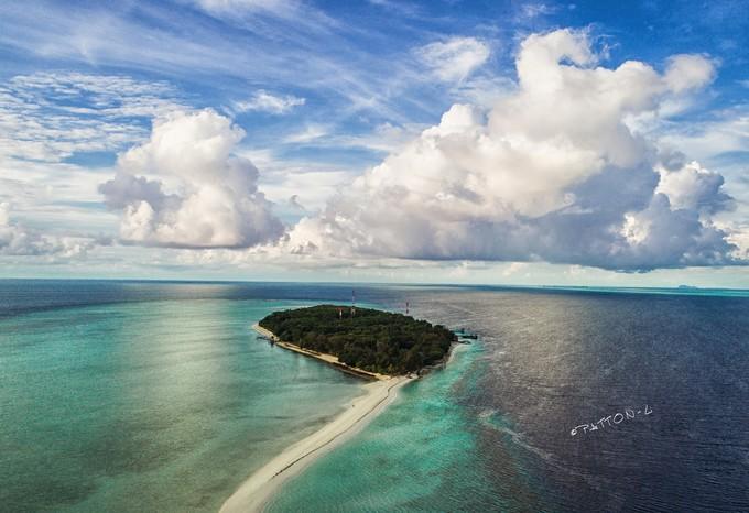 夏天去哪儿玩?不容错过马来西亚这3个岛,堪比马尔代夫大溪地的海岛!