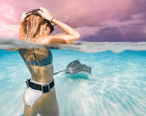 自由潜水危险吗?20条必读的自由潜水安全准则!