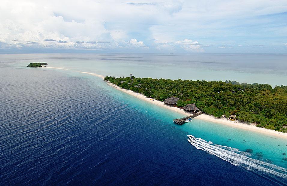 马达京·我这辈子见过最浪漫的岛·海岛婚礼