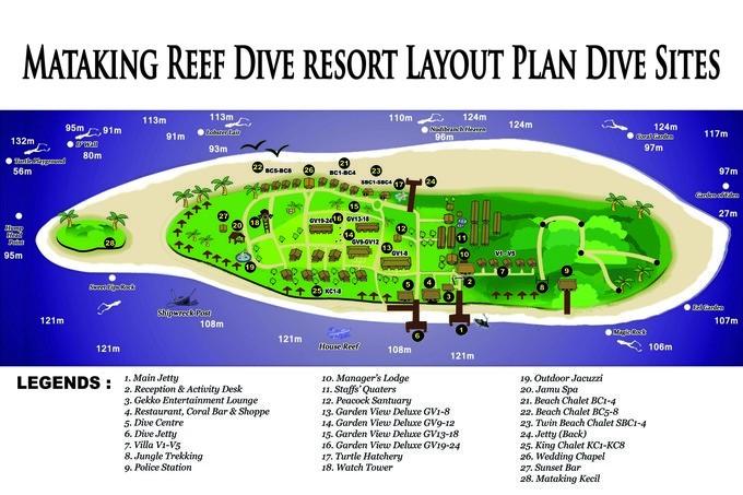 仙本那选岛指南 | 如何挑选沙滩屋