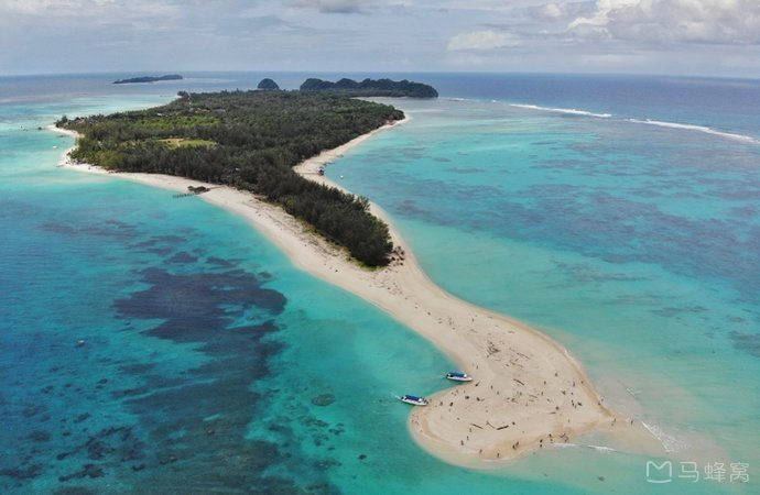 亚庇一天怎么玩?美人鱼岛 & kawa红树林
