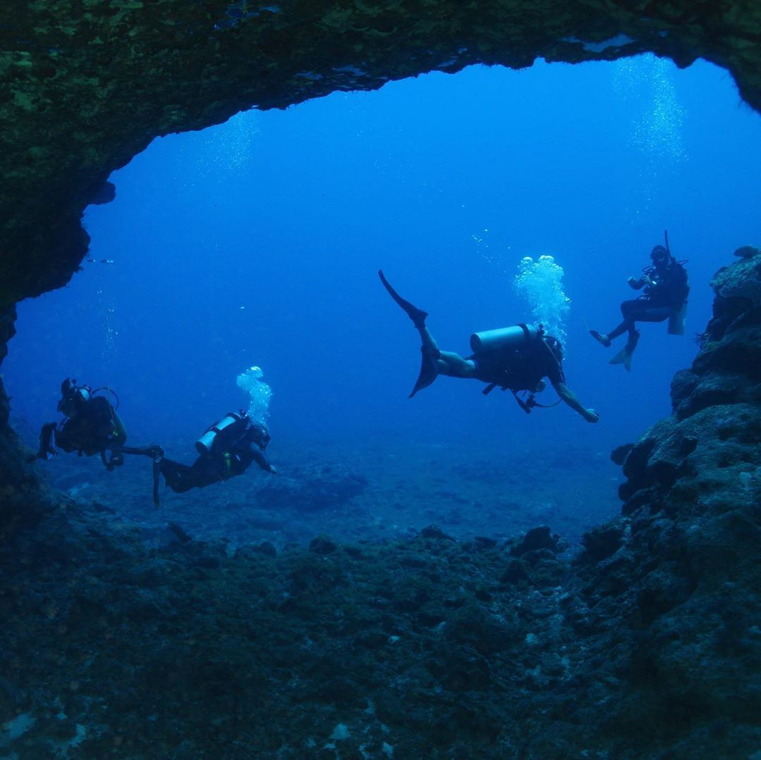 小白潜水考证潜店推荐!一起去海底探险!