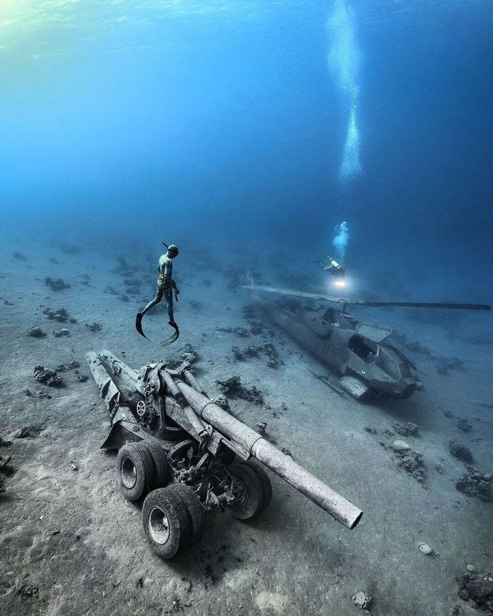 秋冬潜水去哪儿,东南亚潜水地图告诉你