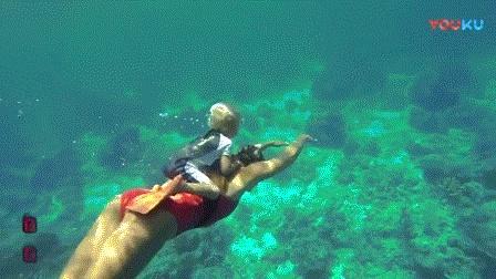 话题|陈学冬的女人绝不认输,我要学潜水!(含教学视频)